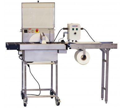 chocolate enrober machine